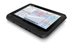 tablet kasse korona pos kassensoftware auf dem hp elitepad hero v2