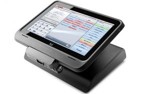 tablet kasse korona pos kassensoftware auf dem hp mx 10 hero 1200 tablet